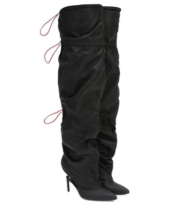 Unravel - Over-the-knee boots   Mytheresa