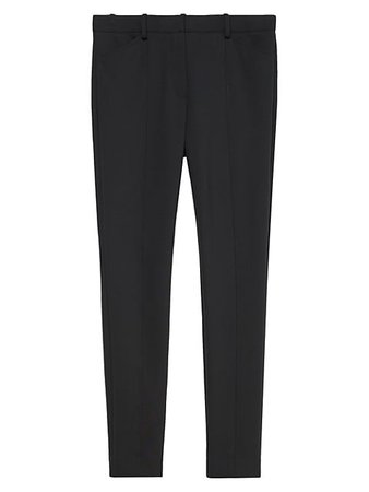 Theory Twill Seamed Trousers | SaksFifthAvenue