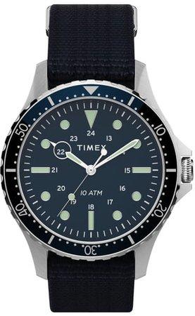 Navi XL NATO Strap Watch, 41mm