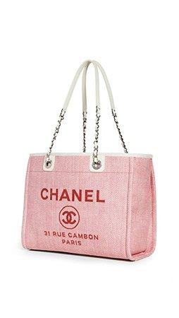 Shopbop Archive Chanel Deauville Tote Bag | SHOPBOP
