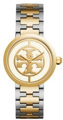 Reva Logo Dial Bracelet Watch, 36mm