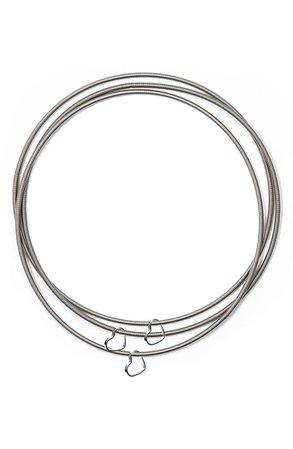 Emerson & Oliver Dia® Bracelet Emotions Cutout Heart Charm Set | Nordstrom