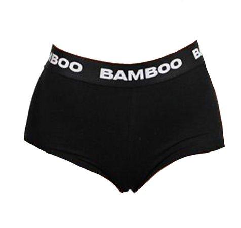 bamboo boyshorts