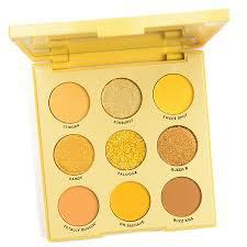 yellow eyeshadow palette - Google Search