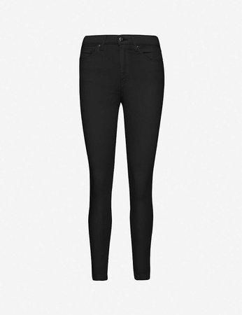 TOPSHOP - Jamie skinny high-rise jeans   Selfridges.com