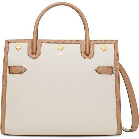 small Title tote bag