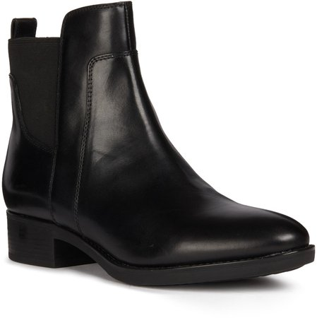 Felicity Leather Chelsea Boot