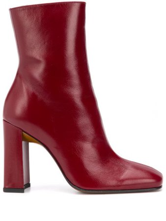 BY FAR Elliot Ankle Boots - Farfetch