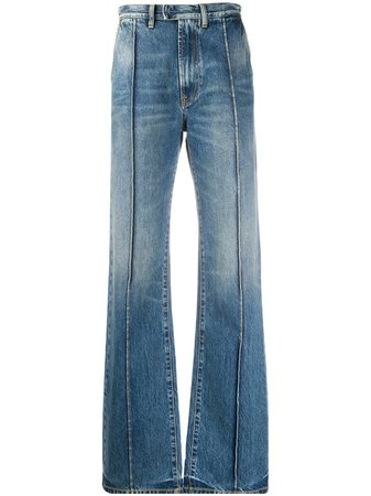 Ports 1961, Birkin high-rise wide leg jeans