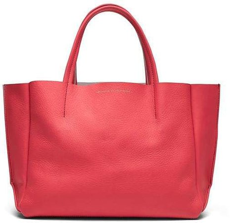 Ampersand as Apostrophe | Soft Large Sideways Tote