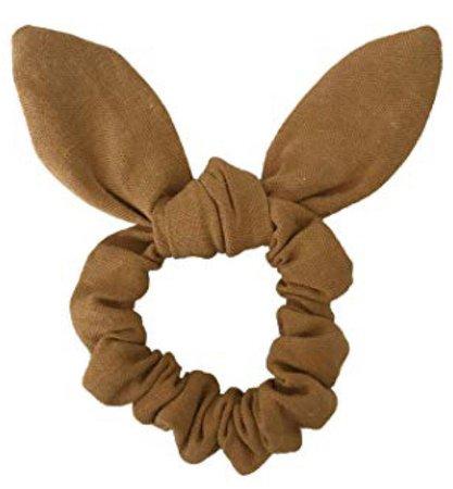 bunny ears hair tie