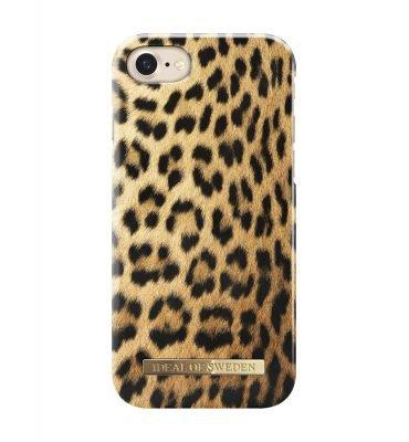 Skal iPhone 7 Wild Leopard - iDeal Of Sweden