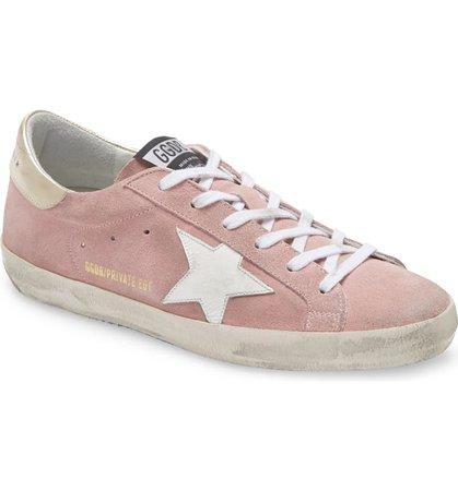 Golden Goose Super Star Private Edition Suede Sneaker (Women) | Nordstrom