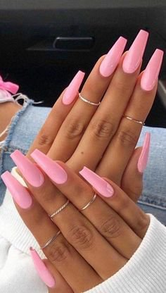 pink nails - Google Search