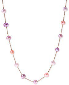 Macy's Morganite (5/8 ct. t.w.) & Diamond Accent Heart Pendant Necklace in 14k Rose Gold & Reviews - Necklaces - Jewelry & Watches - Macy's
