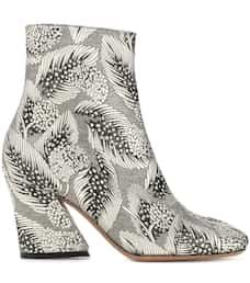 Brocade Ankle Boots | Dries Van Noten - mytheresa