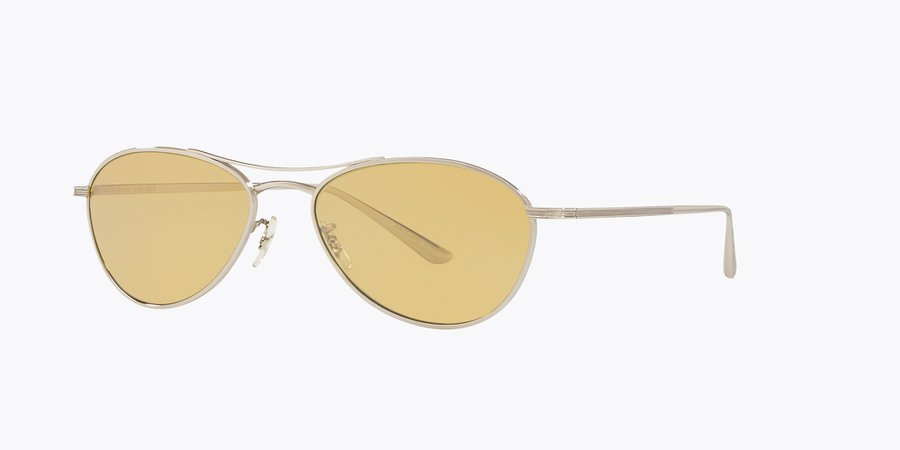 OV1245ST Sunglasses Mustard | Oliver Peoples USA