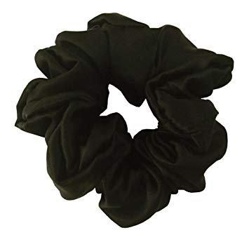 black scrunchie - Google Search