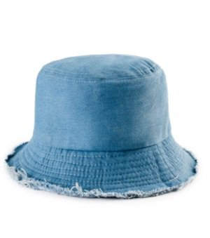 the fix denim bucket hat