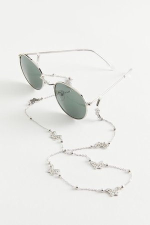 Butterfly Charm Sunglasses Chain | Urban Outfitters