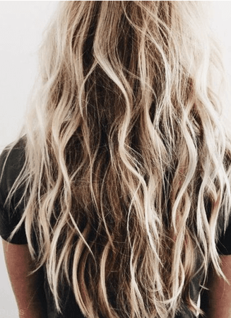 long blonde hair sunkissed - Google Search