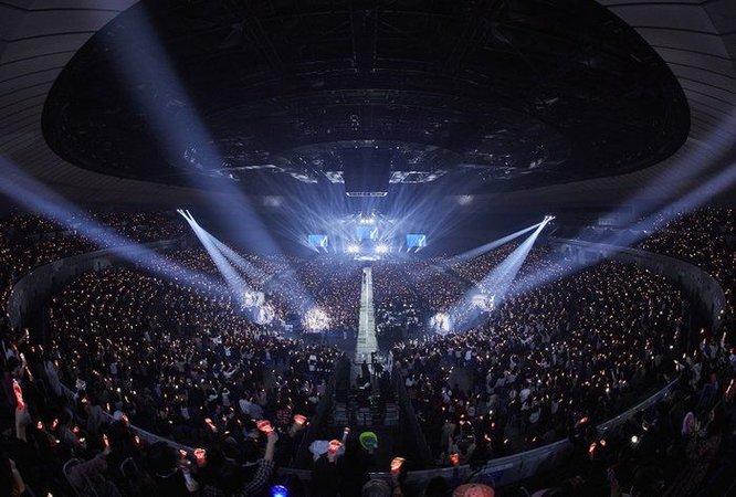 tour stage