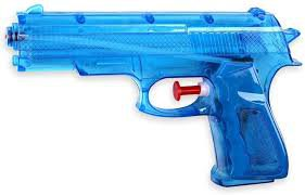 blue and black water gun - Google Search