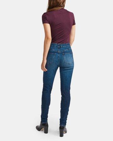 Natasha Sky High Skinny Jean
