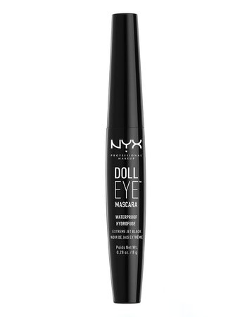Doll Eye Mascara Waterproof by NYX Professional Makeup