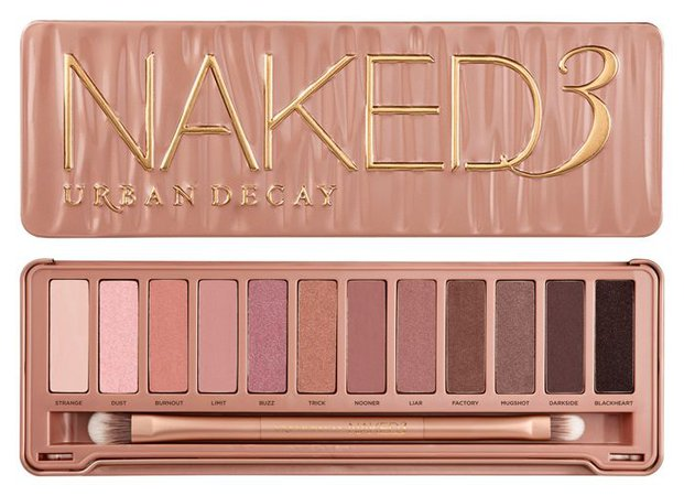 urban decay naked 3 palette - Google Search