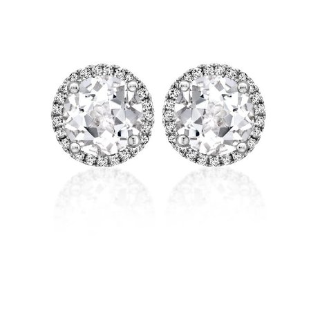 Kiki McDonough earring diamond