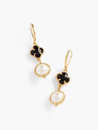 Shimmer & Shine Earrings   Talbots