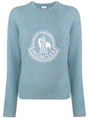 Moncler Logo Sweatshirt - Farfetch