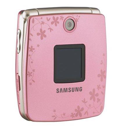 samsung flip phone pink png