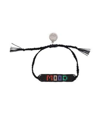 Venessa Arizaga Mood Beaded Bracelet   Farfetch.com