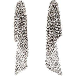 DAUPHIN Women's Fluid Clip-On Earrings