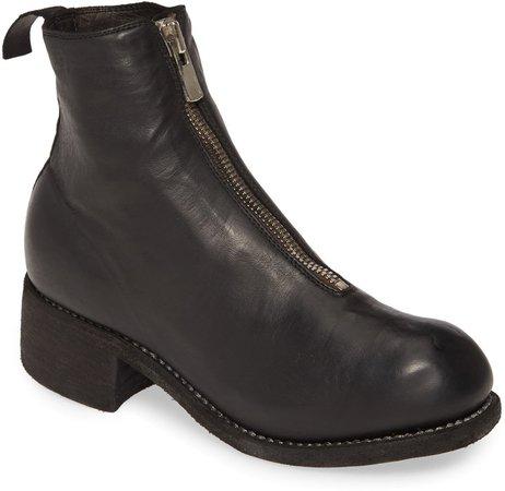 Front Zip Boot