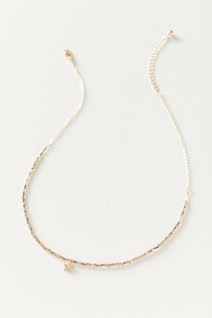 Suz Beaded Star Necklace | Urban Outfitters