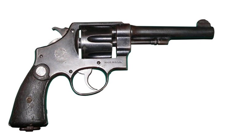 1920s revolver