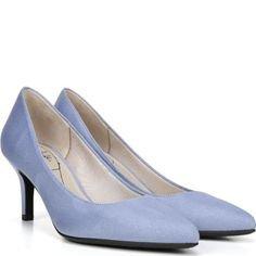 (8) Pinterest - Sevron Shoe | Blue | Monsoon - with the parrot dress. | Shoes