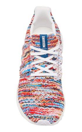 Ultraboost Clima Knit Low-Top Sneakers by adidas x Missoni | Moda Operandi