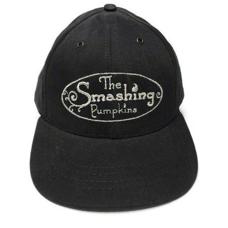 The Smashing Pumpkins Alternative Rock Band Vintage Adjustable Ball Cap Rare | eBay