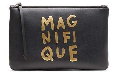 Magnifique Graphic Medium Zip Pouch