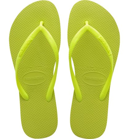 Havaianas Slim Flip Flop (Women)   Nordstrom