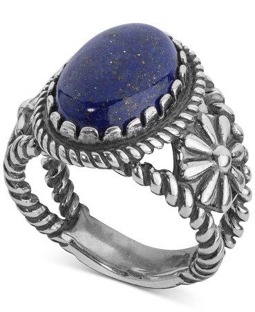 American West Lapis Lazuli Ring