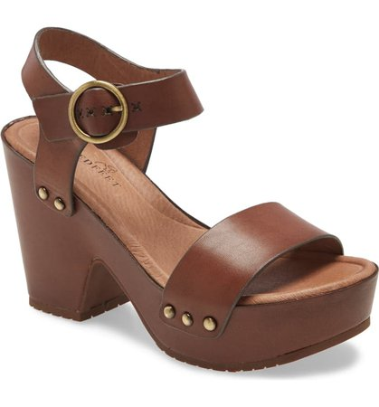 Naked Feet Oro Platform Sandal (Women) | Nordstrom