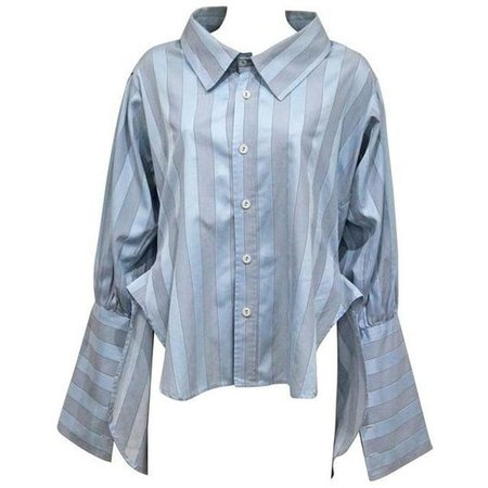 Worlds End by Vivienne Westwood and Malcolm McLaren oversized shirt,