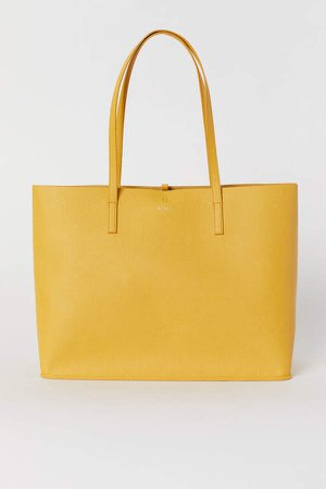 Reversible Shopper - Yellow