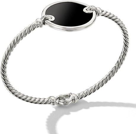 Elements Bracelet with Pave Diamonds