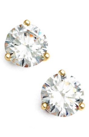 Nordstrom 2ct tw Cubic Zirconia Earrings | Nordstrom